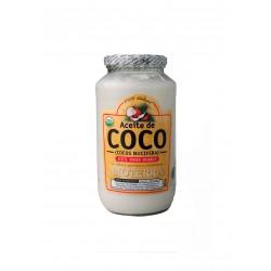 ACEITE DE COCO PURO EXTRA VIRGEN 360G